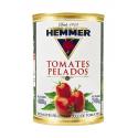 Tomate Pelado Hemmer Lata 240Gr Inteiro