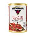Tomate Pelado Hemmer Lata 240Gr Pedaços