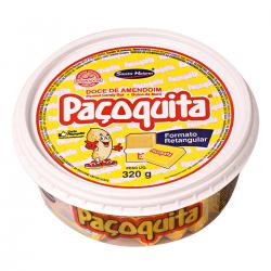 Pacoquinha Santa Helena Embalagem 288gr