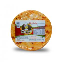 Massa Pizza Danyluz Brotinho 210gr com 5