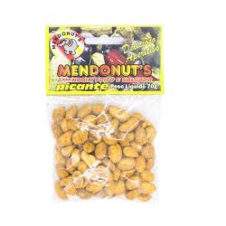 Amendoim Mendonutus 70gr Frito Picante