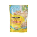 Alimento Para Gatos Friskies 85Gr Filhote Peixe Ao Molho