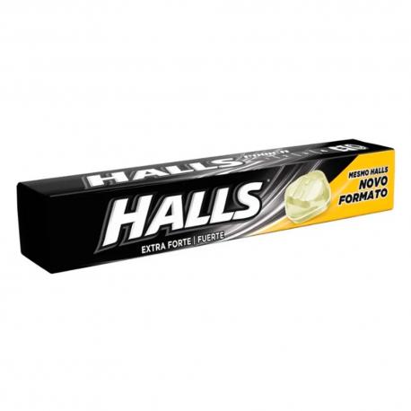 Bala Halls 27,5gr Extra Forte