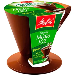 Porta Filtro Melitta 102 Cores