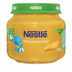 Sopinha Nestlé 115gr Mandioquinha