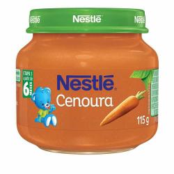 Sopinha Nestlé 115gr Cenoura