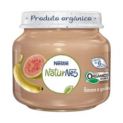Papinha Orgânica Naturnes Nestlé 120gr G