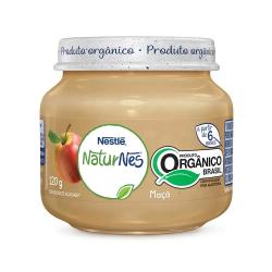 Papinha Orgânica Naturnes Nestlé 120gr M
