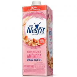 Bebida Nesfit Integral 1lt Amêndoa