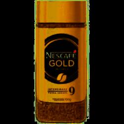 Café Solúvel Nescafé Gold Vidro 100gr In