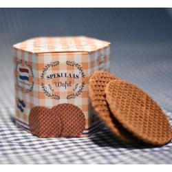 Biscoito Spekulas Waffle Holandês 135gr