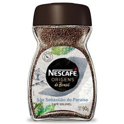 Café Solúvel Nescafé Vidro 90gr São Seb.