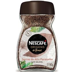 Café Solúvel Nescafé Vidro 90gr Serra P
