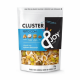 Snacks Clusters &Joy 80gr Coco e Semente