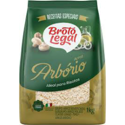 Arroz Arbório Broto Legal 1kg