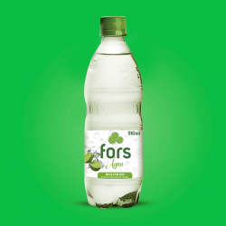 Refrigerante Fors Água com Limão 510ml