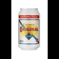 Cerveja Antarctica Original Lata 350ml