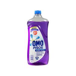 Limpa Pisos Omo Ação Total 900ml Lavanda