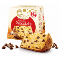 Panettone Panco 400gr Gotas Chocolate