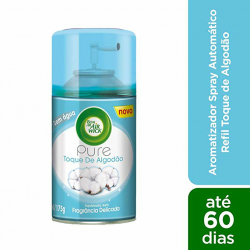 Bom Ar Air Wick Pure Refil 250ml