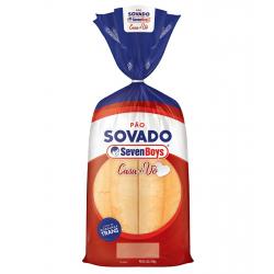 Pão Sovado Seven Boys 500gr