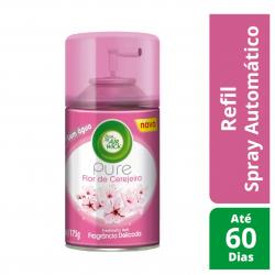 Bom Ar Air Wick Pure Refil 250ml