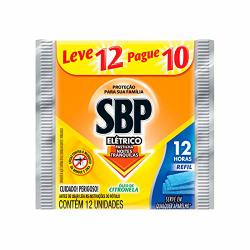 Repelente SBP Pastilha Leve 12 Pague 11