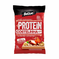 Snacks Protein Belive Zero 35gr Costela