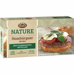 Hamburguer Seara Nature 425gr