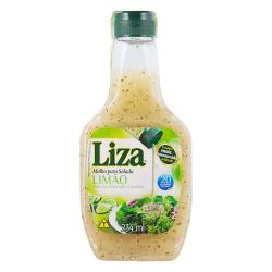 Molho Salada Liza 234ml Limao