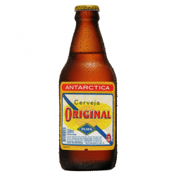 Cerveja 300ml Antarctica Original