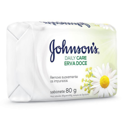 Sabonete Johnsons 80gr  Erva Doce