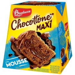 Chocottone Bauducco Maxi 500gr Mousse