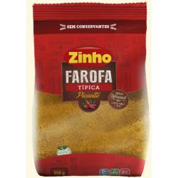 Farofa Zinho 350gr Picante