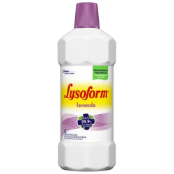Desinfetante Lysoform 1lt Lavanda