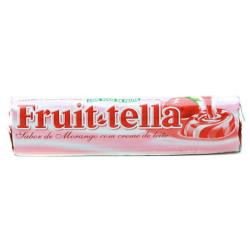 Bala Fruit Tella 41gr Morango Creme Leit