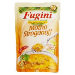 Molho Fugini Strogonoff Sachê 290gr