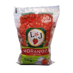 Morango Congelado L&J 1kg