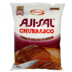 Ajinomoto Aji Sal Churrasco 500gr Sachê