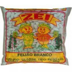 Feijão Zei Branco 500gr