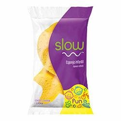 Esponja Slow Infantil Banho