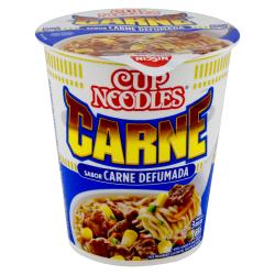 Macarrão Instantâneo Nissin Cup Noodles