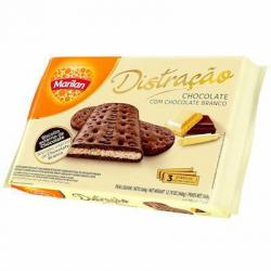 Biscoito Marilan Distração 360gr Chocola