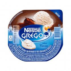 Iogurte grego Nestlé 90gr Flocos