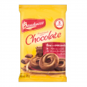 Biscoito Amanteigado Bauducco 335Gr Chocolate