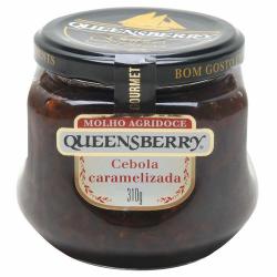Geléia Queensberry Gourmet 310gr Cebola