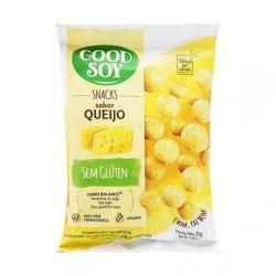 Snacks Goodsoy Soja 25gr Queijo