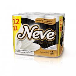 Papel Hig Neve Folha Tripla Leve12 Pague