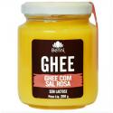 Manteiga Benni Ghee Com Sal Rosa 200Gr Zero Lactose