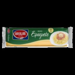 Macarrão Semolado Basilar 500gr Espaguet